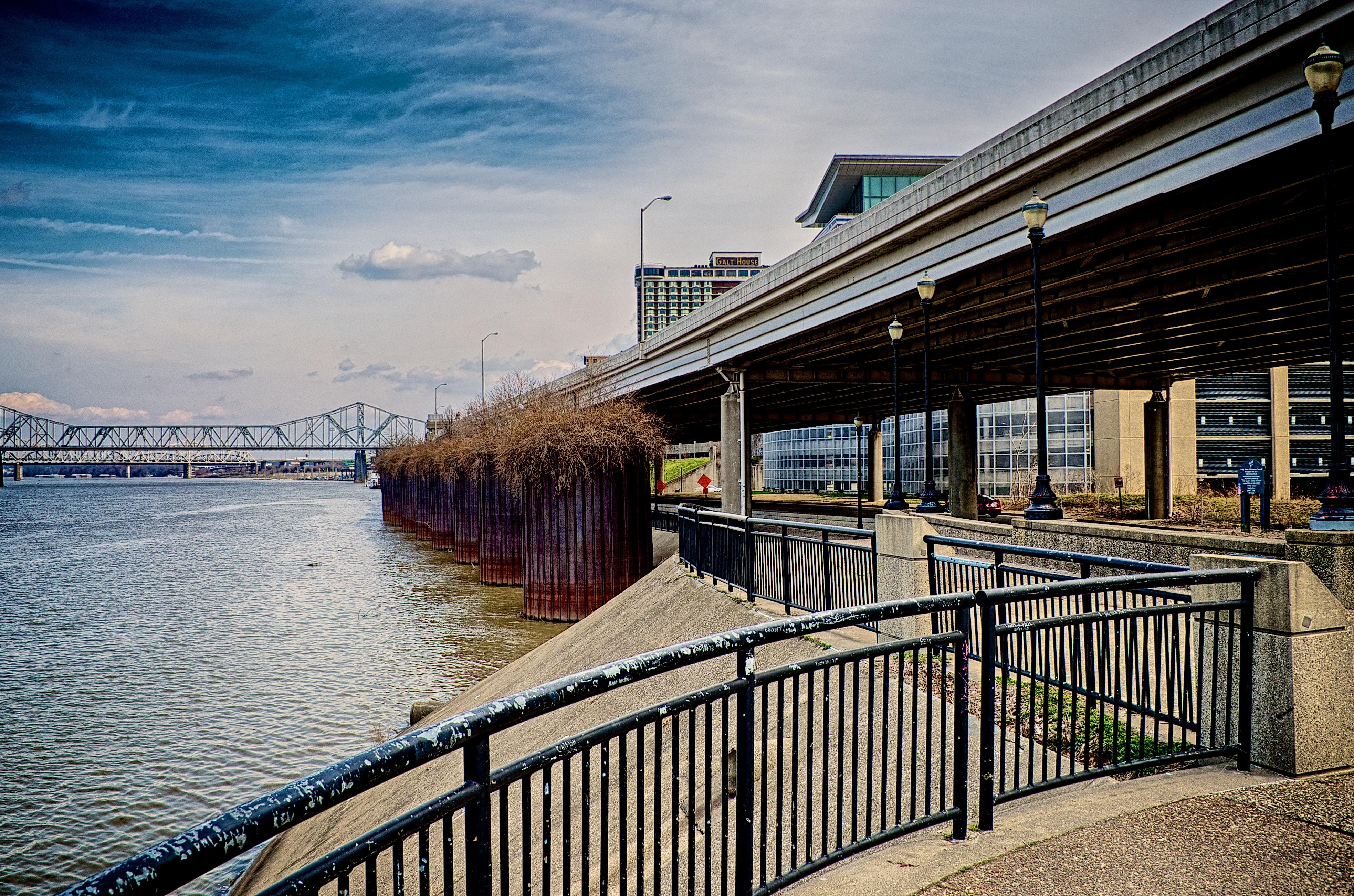 Louisville Shoreline