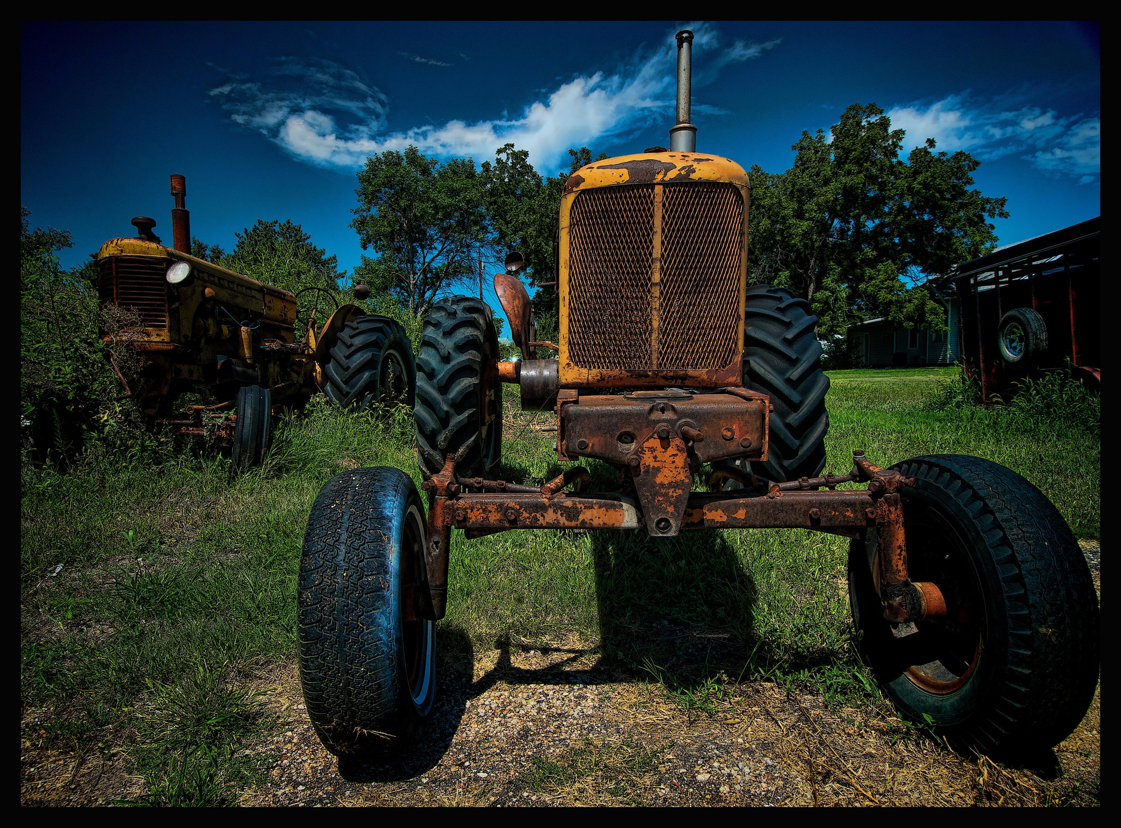 Kansas Tractors
