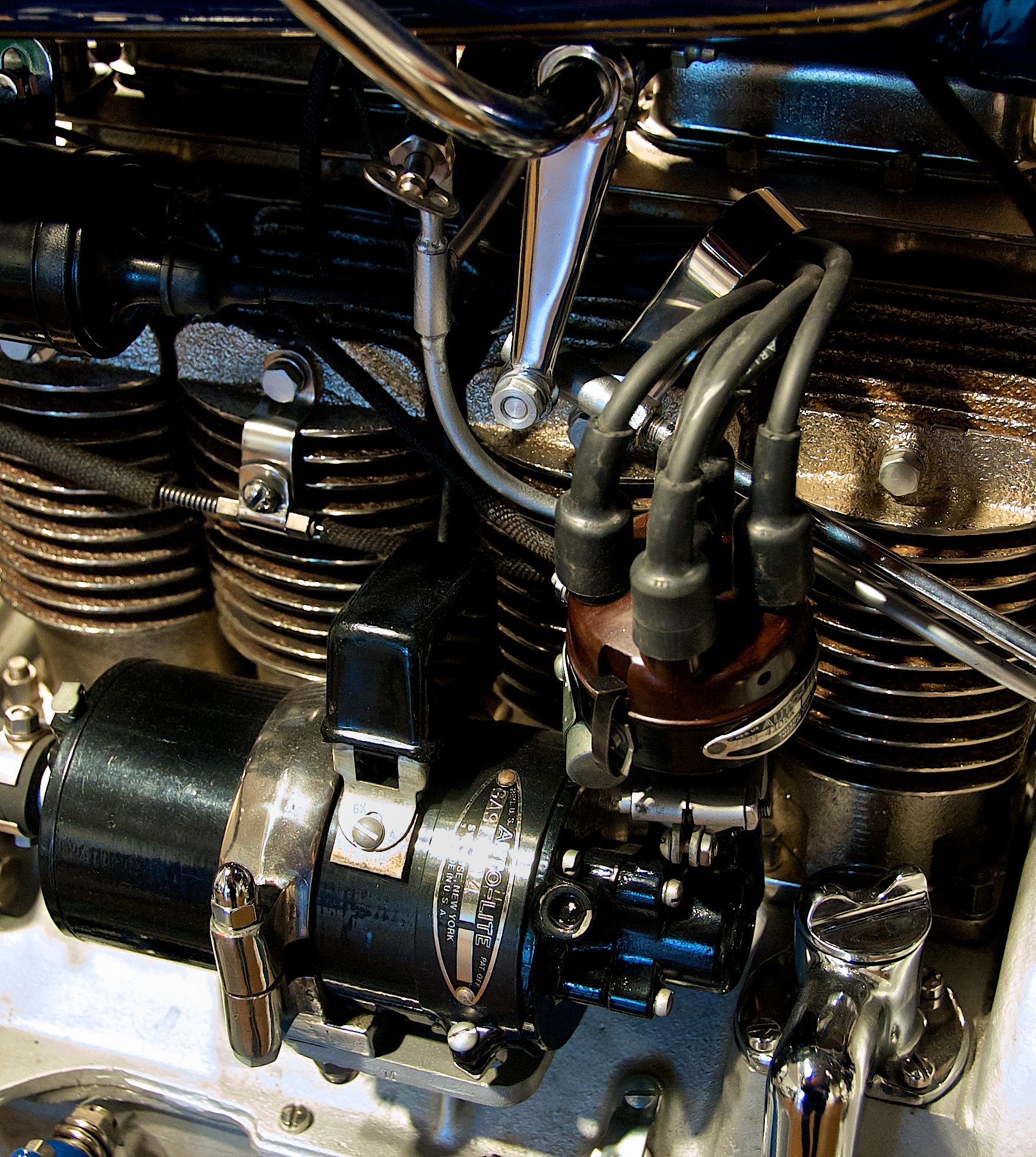 Eagle Engine Detail