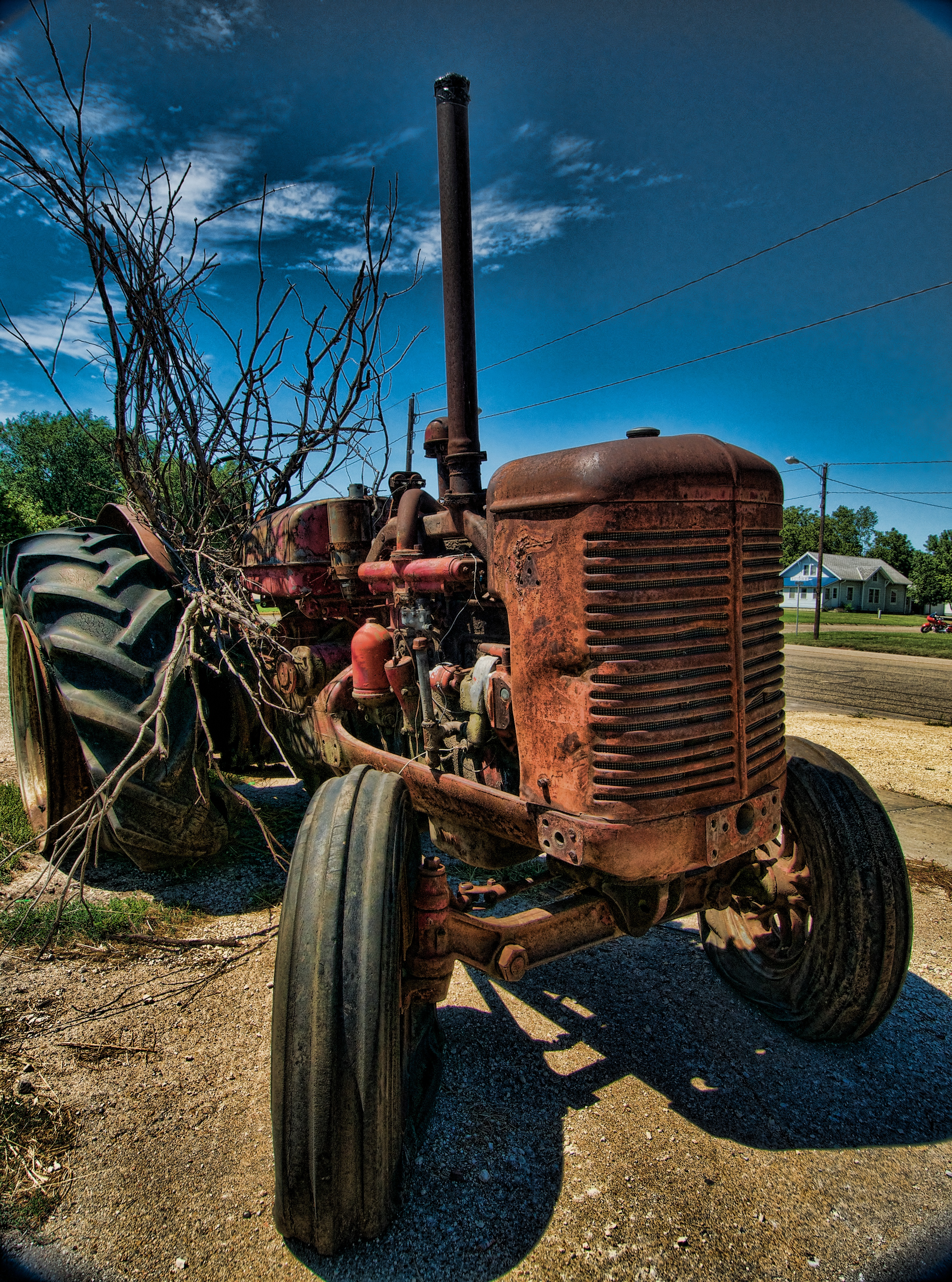 Kansas Tractor #3