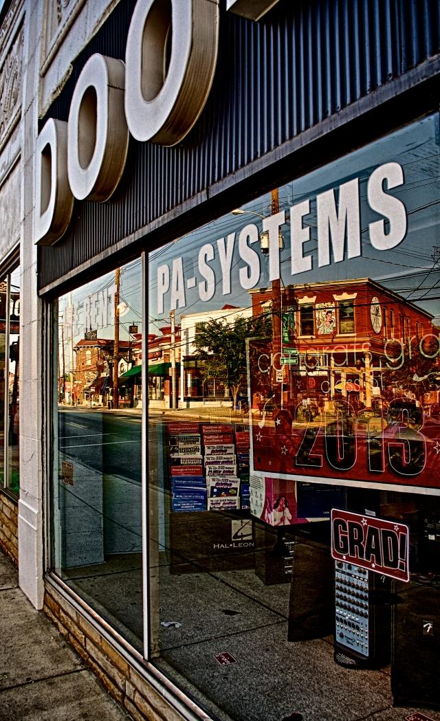 Doo Wop Shop Facade #2