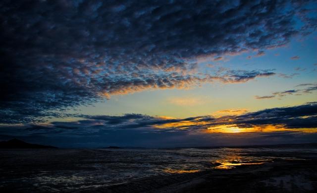 Bonneville Sunrise