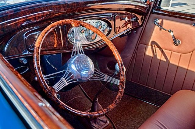 Deuce Coupe Interior #1