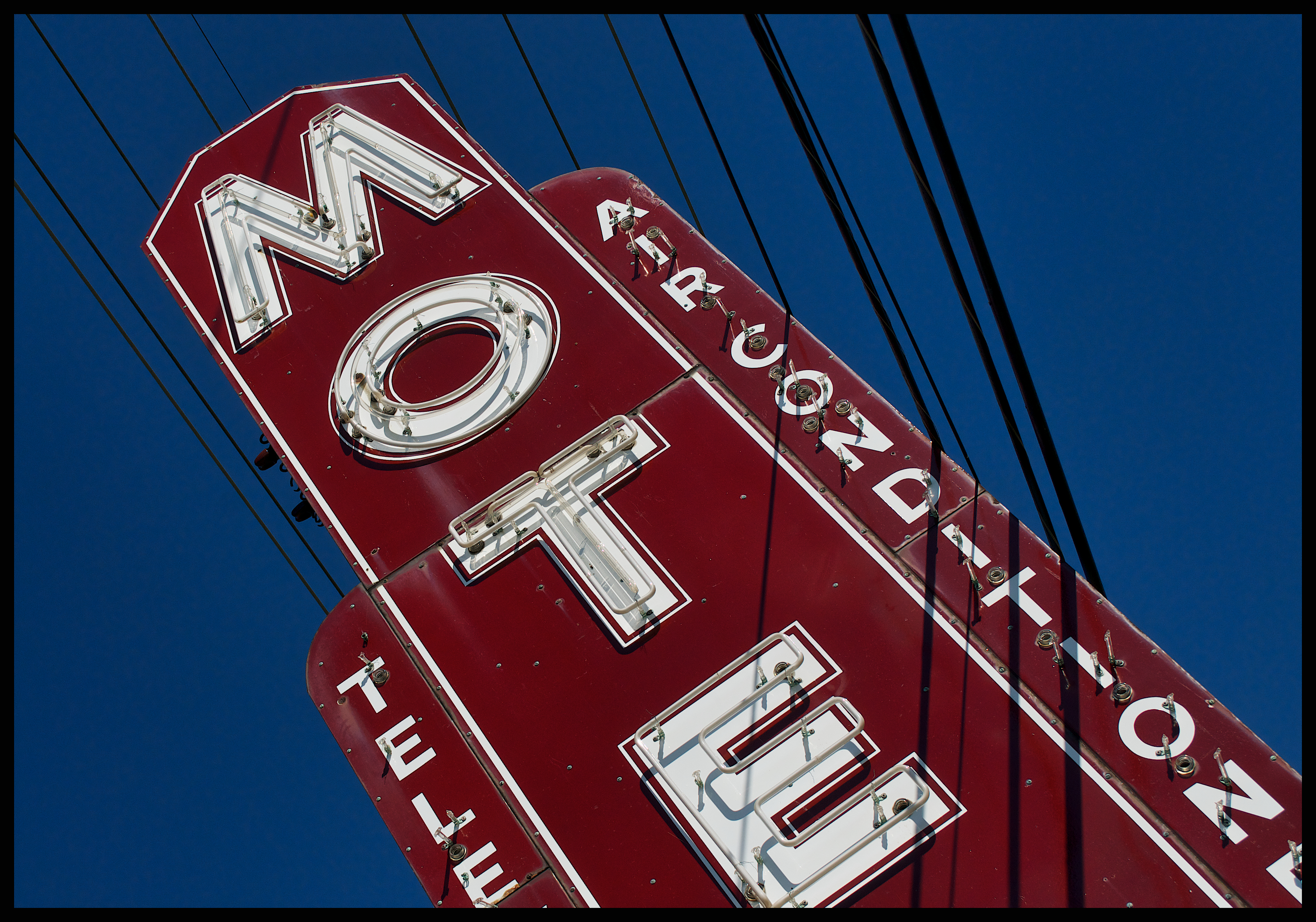 Air Conditioned Motel